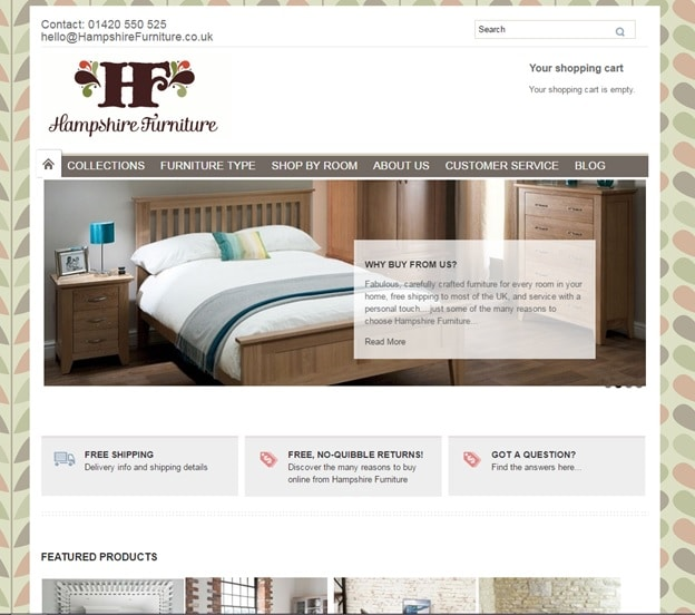 Hampshire Furniture