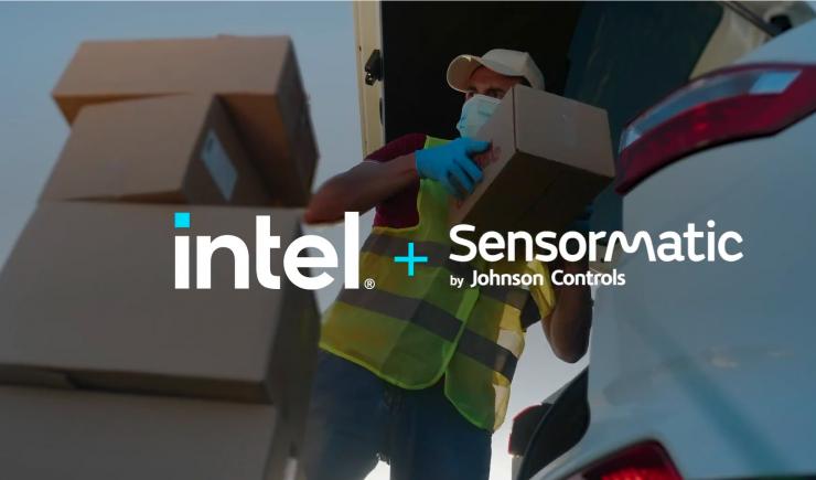 Sensormatic Solutions and Intel