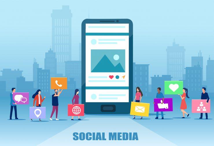 Shoppable social media