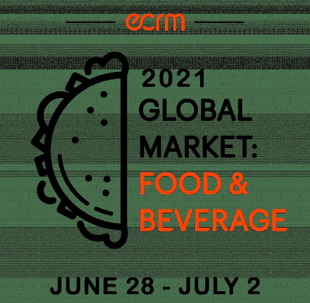 ECRM 2021 Global Market: Food & Beverage