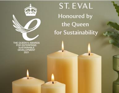 St. Eval win Queen's Award