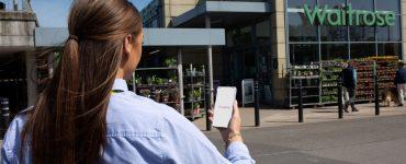 Flowbird and Waitrose Parking App