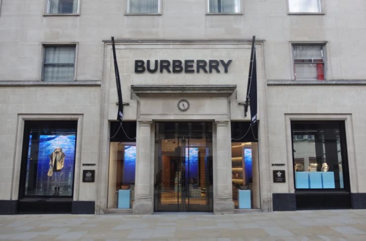 Burberry: Ode to the sea