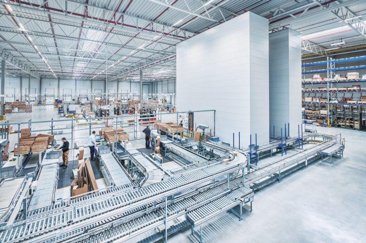 Prepare your warehouse