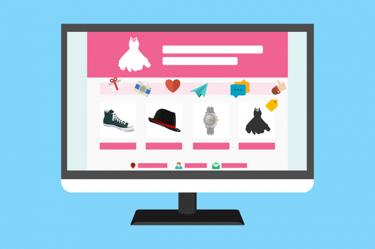 Marketplace for online retailers