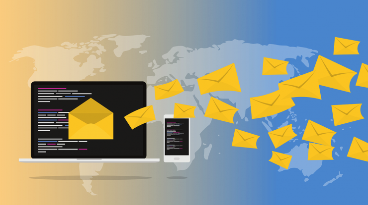 row and retail email marketing database