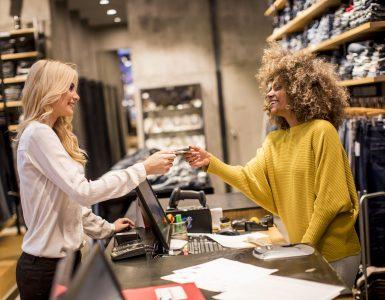 Retail employees