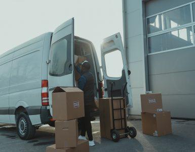 Delivery driver shortage